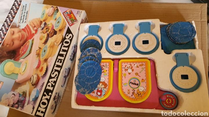 Juegos educativos: Antiguo juego de mesa pastelitos de Feber - Foto 2 - 182893290