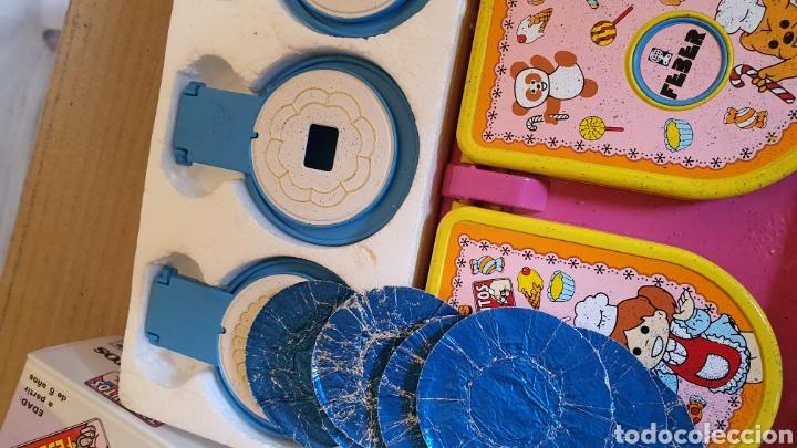 Juegos educativos: Antiguo juego de mesa pastelitos de Feber - Foto 3 - 182893290