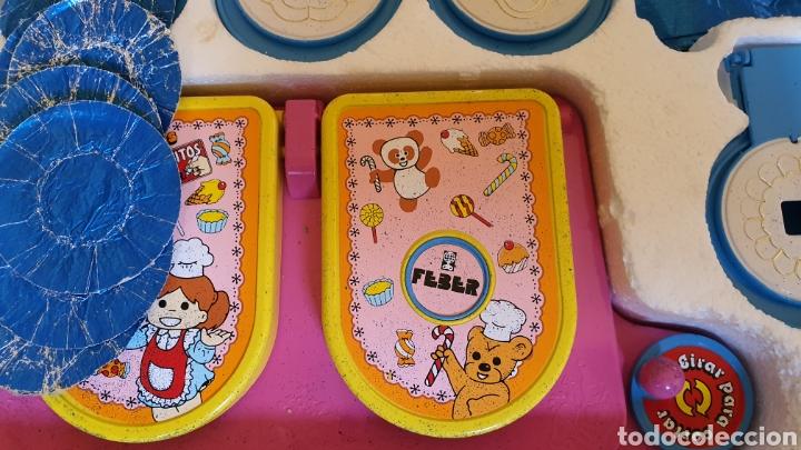 Juegos educativos: Antiguo juego de mesa pastelitos de Feber - Foto 5 - 182893290