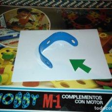 Juegos educativos: MULTIHOBBY M-1 FEBBER ESCOLAR - AÑOS 80 PIEZA PERTENECIENTE A LA CAJA - PIEZA MONTAJE TIPO MECANO. Lote 182907750