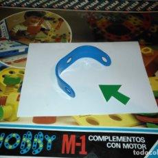 Juegos educativos: MULTIHOBBY M-1 FEBBER ESCOLAR - AÑOS 80 PIEZA PERTENECIENTE A LA CAJA - PIEZA MONTAJE TIPO MECANO. Lote 182907836