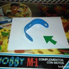 Juegos educativos: MULTIHOBBY M-1 FEBBER ESCOLAR - AÑOS 80 PIEZA PERTENECIENTE A LA CAJA - PIEZA MONTAJE TIPO MECANO. Lote 182908023