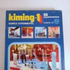 Juegos educativos: JUEGO DE QUÍMICA KIMING 1 NUEVO. Lote 183387992