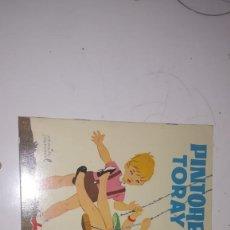 Juegos educativos: CUADERNO PINTORES TORAY AÑO 1972. . Lote 183527102
