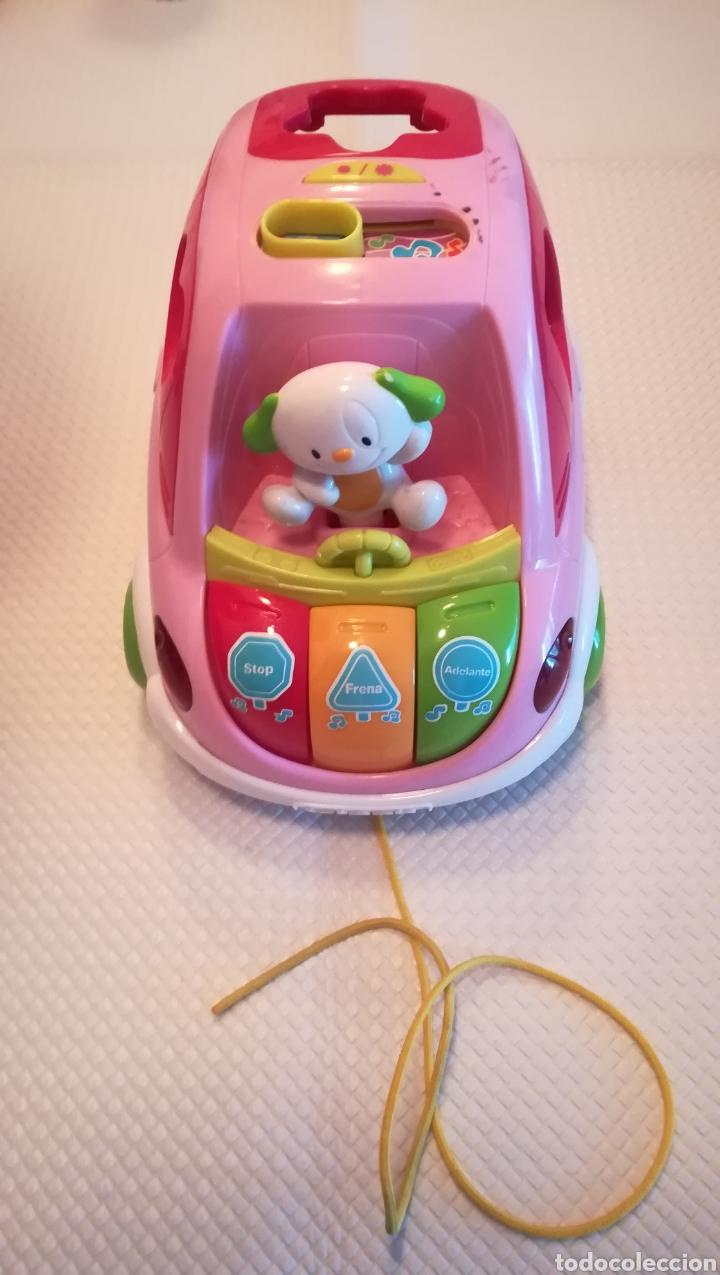 Juegos educativos: VTECH. Miniauto Colorín coche bebe - Foto 3 - 183552331