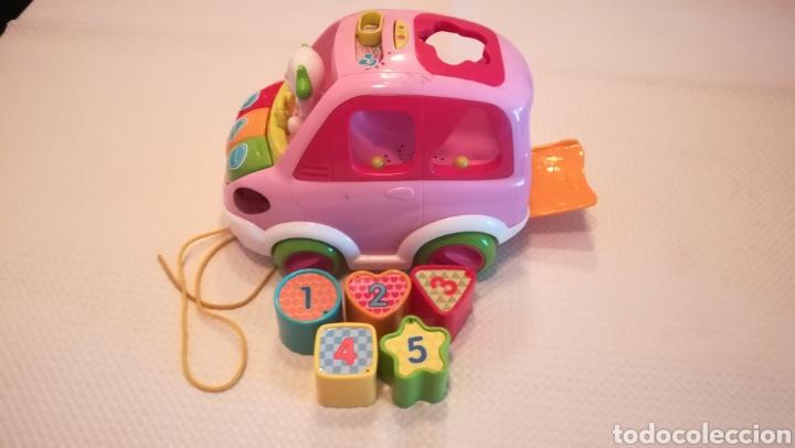 Juegos educativos: VTECH. Miniauto Colorín coche bebe - Foto 4 - 183552331