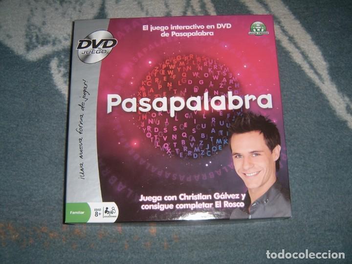 PASAPALABRA (Juguetes - Juegos - Educativos)