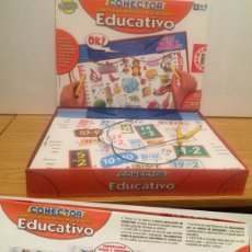 Juegos educativos: CONECTOR EDUCATIVO. Lote 184240730