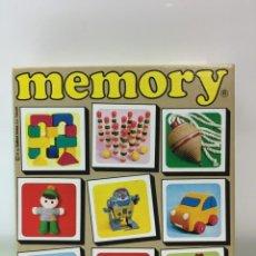 Juegos educativos: JUEGO DE MESA MEMORY EDUCA 81,JUGUETE ANTIGUO,FEBER,MB,PUZZLE,CEFA,VINTAGE,EDUCATIVO,PEDAGOGICO,. Lote 184407012