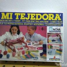 Juegos educativos: MI TEJEDORA . Lote 184595410