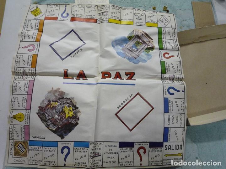 Juegos educativos: Juego instructivo La Paz - Foto 2 - 186248538