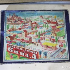 Juegos educativos: CONSTRUCCIONES MINIATURAS G.O.U.L.A DE URBIS . Lote 186342947
