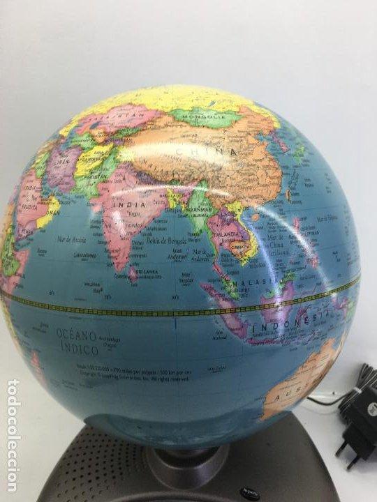 Juegos educativos: GLOBO TERRAQUEO INTERACTIVO LEAP FROG - DONDE APRENDER ES UN JUEGO - CON INSTRUCCIONES - Foto 7 - 220659862