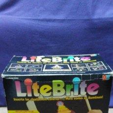Juegos educativos: LITEBRITE. MB.. Lote 187398585
