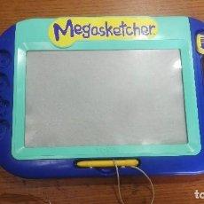 Juegos educativos: MEGASKETCHER DE TOMY AÑO 1994 MUY DIFICIL!!!. Lote 187428993