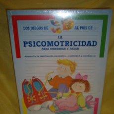 Juegos educativos: JUEGO PSICOMOTRICIDAD PRESCHOOL DE FALOMIR, AÑOS 90, NUEVO SIN ABRIR.. Lote 187484935