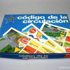 Juegos educativos: VINTAGE - CÓDIGO DE LA CIRCULACIÓN - JUEGO ELÉCTRICO - FUNCIONA.. Lote 188640815