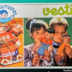 Juegos educativos: JUEGOS EDUCA. VESTIR. AÑOS 80.. Lote 190777545