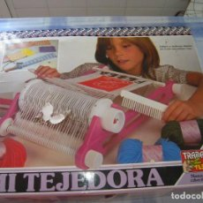 Juegos educativos: MI TEJEDORA DE FEBER. Lote 191144660