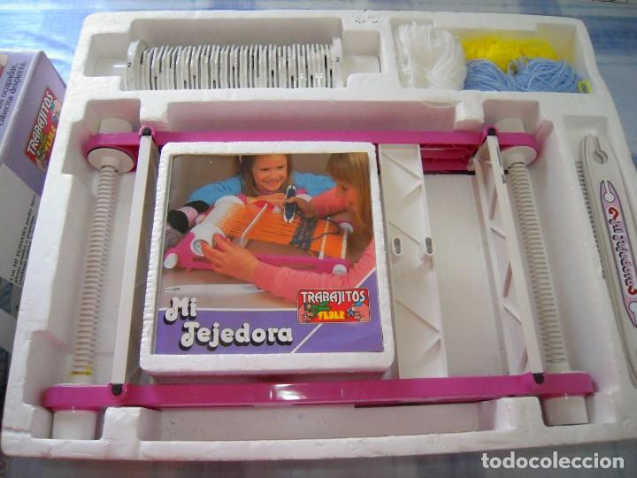 Juegos educativos: mi tejedora de feber - Foto 2 - 191144660