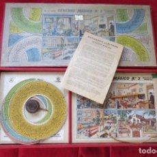 Juegos educativos: ANTIGUO JUEGO CEREBRO MAGICO Nº 3 - DICCIONARIO ELECTRICO CON LAS INSTRUCCIONES. Lote 192170486