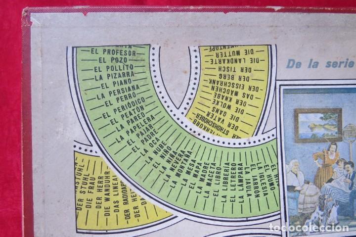 Juegos educativos: ANTIGUO JUEGO CEREBRO MAGICO Nº 3 - DICCIONARIO ELECTRICO CON LAS INSTRUCCIONES - Foto 2 - 192170486