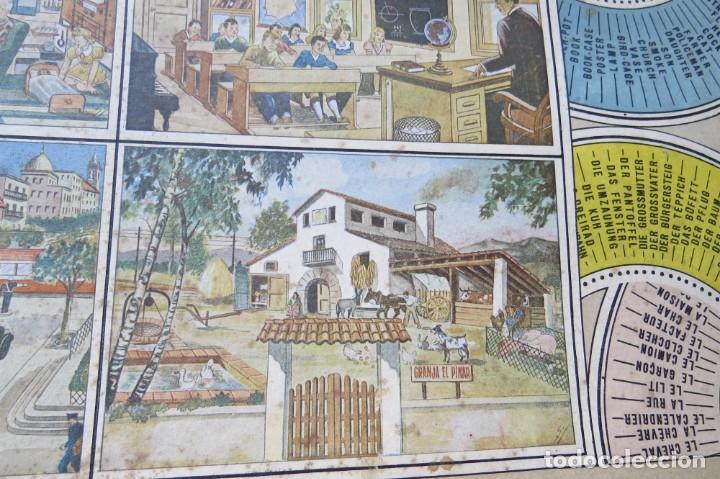 Juegos educativos: ANTIGUO JUEGO CEREBRO MAGICO Nº 3 - DICCIONARIO ELECTRICO CON LAS INSTRUCCIONES - Foto 7 - 192170486