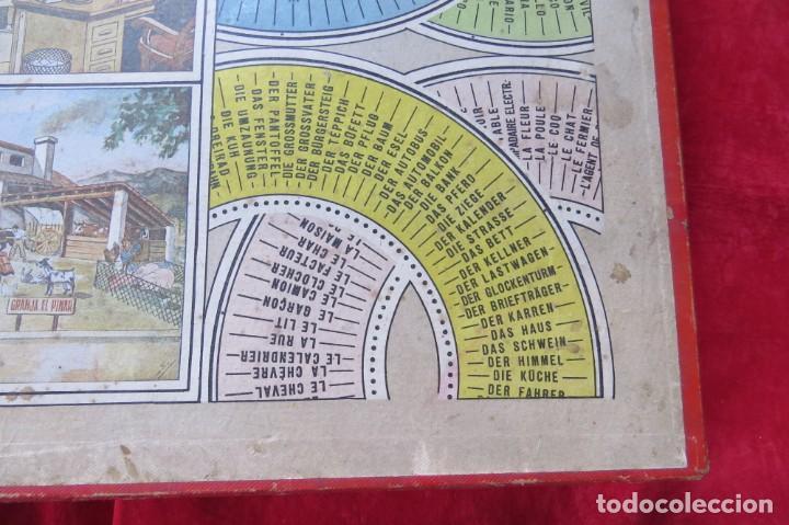 Juegos educativos: ANTIGUO JUEGO CEREBRO MAGICO Nº 3 - DICCIONARIO ELECTRICO CON LAS INSTRUCCIONES - Foto 8 - 192170486