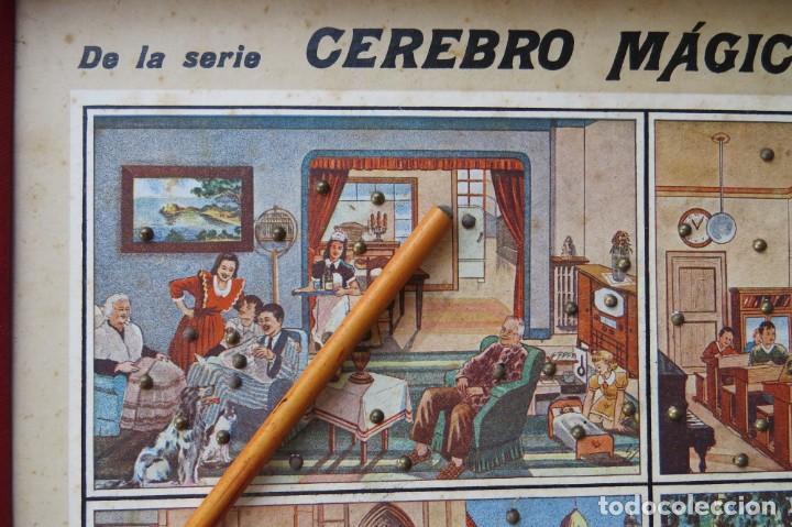 Juegos educativos: ANTIGUO JUEGO CEREBRO MAGICO Nº 3 - DICCIONARIO ELECTRICO CON LAS INSTRUCCIONES - Foto 12 - 192170486