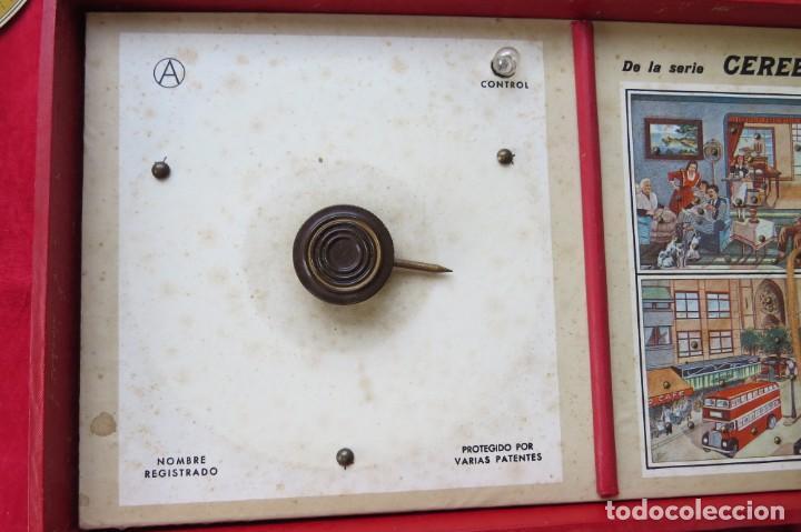 Juegos educativos: ANTIGUO JUEGO CEREBRO MAGICO Nº 3 - DICCIONARIO ELECTRICO CON LAS INSTRUCCIONES - Foto 15 - 192170486