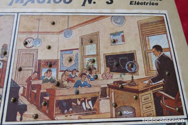 Juegos educativos: ANTIGUO JUEGO CEREBRO MAGICO Nº 3 - DICCIONARIO ELECTRICO CON LAS INSTRUCCIONES - Foto 28 - 192170486