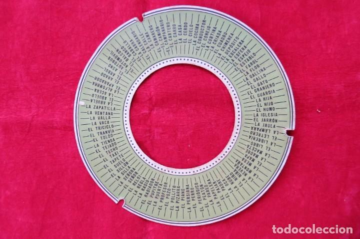 Juegos educativos: ANTIGUO JUEGO CEREBRO MAGICO Nº 3 - DICCIONARIO ELECTRICO CON LAS INSTRUCCIONES - Foto 31 - 192170486