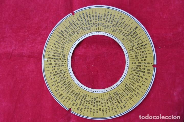 Juegos educativos: ANTIGUO JUEGO CEREBRO MAGICO Nº 3 - DICCIONARIO ELECTRICO CON LAS INSTRUCCIONES - Foto 32 - 192170486