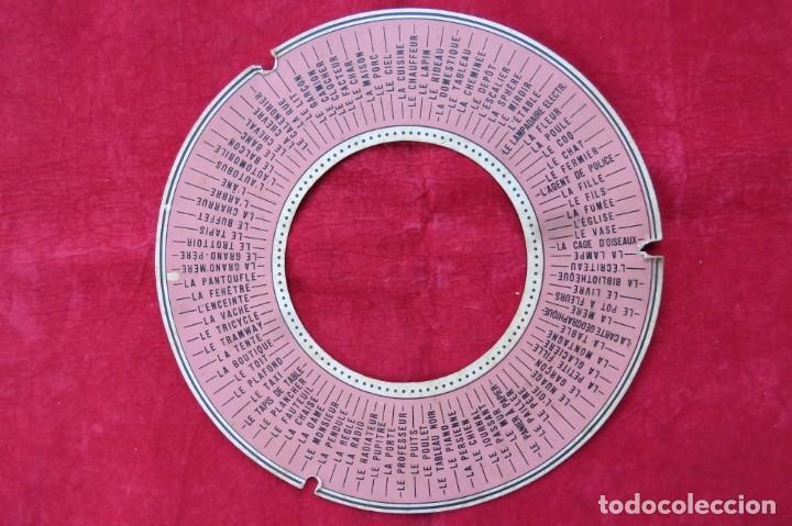 Juegos educativos: ANTIGUO JUEGO CEREBRO MAGICO Nº 3 - DICCIONARIO ELECTRICO CON LAS INSTRUCCIONES - Foto 34 - 192170486