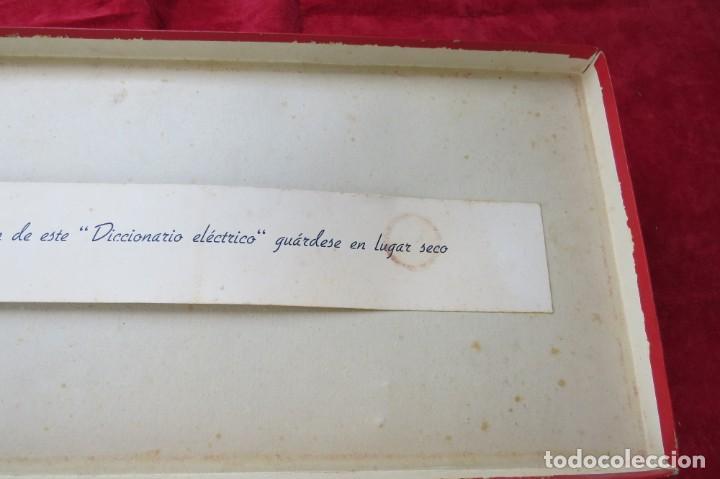 Juegos educativos: ANTIGUO JUEGO CEREBRO MAGICO Nº 3 - DICCIONARIO ELECTRICO CON LAS INSTRUCCIONES - Foto 41 - 192170486