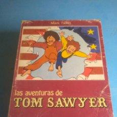 Juegos educativos: ROMPECABEZAS TOM SAWYER. Lote 192973731