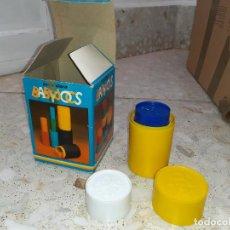 Juegos educativos: JUGUETE BABYJOCS // SIN USO AÑOS 70 VINTAGE. Lote 193192925