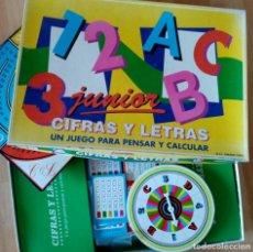 Juegos educativos: JUEGO CIFRAS Y LETRAS DE FALOMIR, AÑO 1993. Lote 193396593