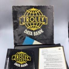 Juegos educativos: TROLEY DATA BANK PLAZA & JANÉS EDITORES FRANCÉS. Lote 193550803