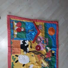 Juegos educativos: MANTA DE ACTIVIDADES INFANTIL. Lote 193812278
