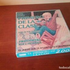 Juegos educativos: JUEGO EDUCATICO EL PRIMERO DE LA CLASE AÑOS 80. Lote 194142977