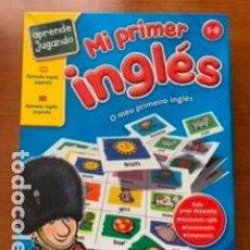 Juegos educativos: MI PRIMER INGLES - RAVENSBURGER. APRENDE JUGANDO.. Lote 194201562
