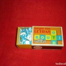 Juegos educativos: MINI PASATIEMPOS EDUCA AÑOS OCHENTA. Lote 194203361