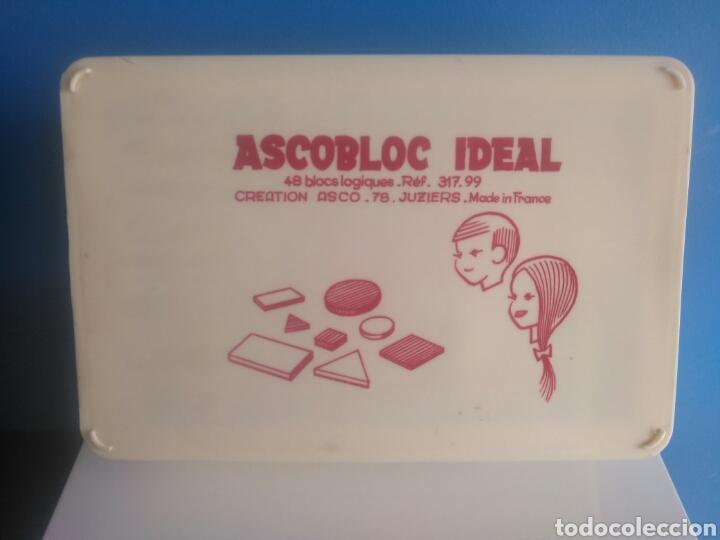 ASCOBLOC IDEAL. MADE IN FRANCE. (Juguetes - Juegos - Educativos)