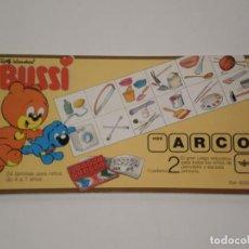 Juegos educativos: JUEGO EDUCATIVO MINI ARCO *BUSSI* CUADERNO 2 . REF: 505036 . AÑOS 90 - SIN USO RESTOS DE ALMACEN. Lote 194232285