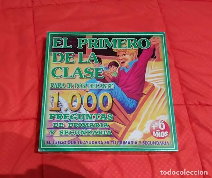 JUEGO EDUCATIVO PARA PRIMARIA Y SECUNDARIA: EL PRIMERO DE LA CLASE (Juguetes - Juegos - Educativos)