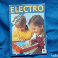 Juegos educativos: ELECTRO DE DISET - JUEGO EDUCATIVO CON 240 PREGUNTAS Y RESPUESTAS. Lote 194340180