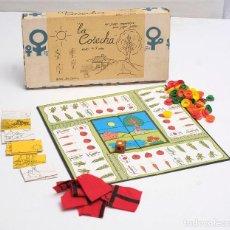 Juegos educativos: JUEGO LA COSECHA DE FAMILY PASTIMES. 1980. Lote 194354977