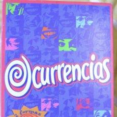 Juegos educativos: JUEGO DE MESA OCURRENCIAS. MB JUEGOS. A PARTIR DE 15 AÑOS. 2 O MÁS JUGADORES. 1998. COMPLETO.. Lote 194373928