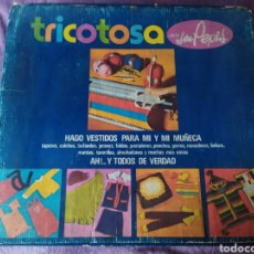 Juegos educativos: TRICOTOSA SRTA PEPIS. Lote 194407010